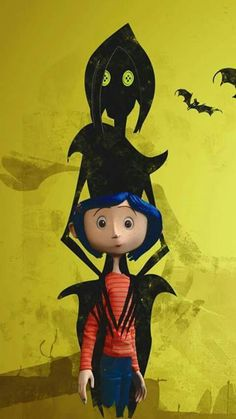 Coraline Yet another perfectly insane Tim Burton movie I cannot help but love. Coraline Jones, Film Coraline, Coraline Characters, Wallpaper Bonitos, Desenhos Halloween, Laika Studios, Tim Burton Characters, Film D'animation, Beetlejuice