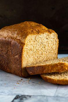 Focaccia Bread Machine Recipe, Whole Wheat Bread Machine Recipe, Rye Bread Recipes, Bread Machine Recipes, Brown Bread Recipe, Grain Free Bread, Rye Flour