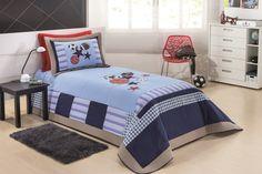 KIT SOLTEIRO CAMPEÃO , para informações mais detalhadas deste produto visite nosso site: www.casanovaenxovais.com.br