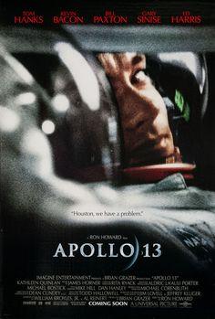 Apolo XIII (Apollo 13), de Ron Howard, 1995
