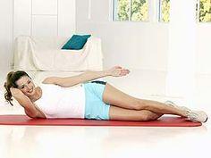 - Schlanke Taille: 6 leichte Übungen