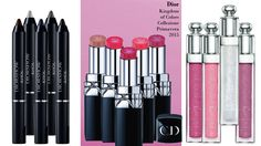 DIOR MAKEUP Collection Spring 2015 Kingdom of Colors