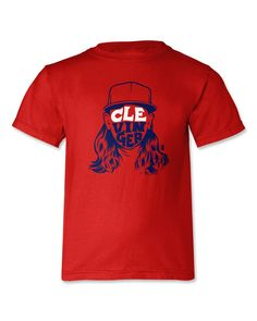 7fe69fd7723 Mike Clevinger CLEvinger Youth T-shirt - freshbrewedtees