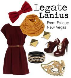 Legate Lanius Fallout New Vegas