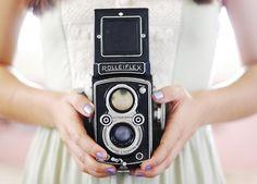 vintage camera♡
