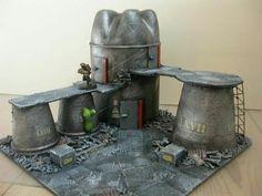 Necromunda Shadow War Armageddon Terrain Scenery