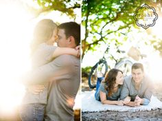 Caitlin + Mickey, Tampa Bay Engagement Photographer, Roohi Photography, Engagement session cruisers, vinoy engagement session