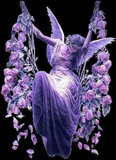 One of my favorite Angels/colors.
