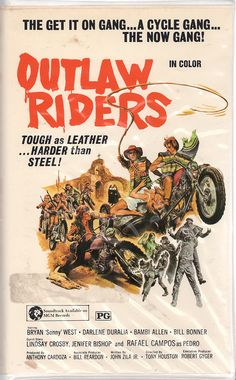 Outlaw Riders (1971)