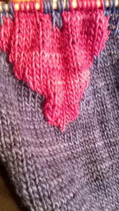 #knittedheart