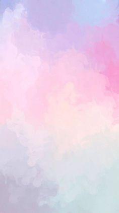 Pin by sarah ♡ on *wαllpαpєr* ❥ in 2019 fond ecran iphone, arrière plan, fo Pastel Background Wallpapers, Simple Wallpapers, Iphone Background Wallpaper, Trendy Wallpaper, Tumblr Wallpaper, Pretty Wallpapers, Colorful Wallpaper, Watercolor Background, Aesthetic Pastel Wallpaper