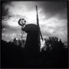 Stock windmill, Essex