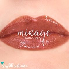 Limited Edition Mirage LipSense by SeneGence is a metallic bronze with red and gold glitter - said to be reminiscent of Mojave.  Part of the Oasis LipSense Collection, don't let this MIRAGE escape you!!  #mirage #miragelipsense #lipsense #senegence #warmtoned #mojave #oasislipsense #oasiscollection