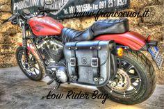 84f1c5ed93 Harley Sportster - Franco Cuoio - Borse per Harley, Triumph.