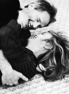 Sam Shepherd and Jessica Lange