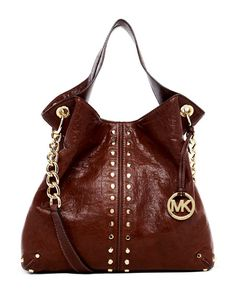 Uptown Astor Large Shoulder Tote by MICHAEL Michael Kors at Neiman Marcus.  AHH LOVE THIS! - designer handbag brands 88421e307d86d