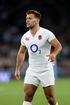 Owen Farrell, Danny Care and Chris Robshaw of England Hot Rugby Players, Soccer Guys, Australian Football, Rugby Men, Beefy Men, Rugby League, Big Muscles, Raining Men, Athletic Men