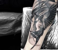 Realistic Animal Tattoo by Rob Richardson | Tattoo No. 13718