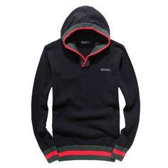 GUCCI JUMP COAT ,HOODIES Men Sweaters POILSWTM008