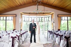 Civil Ceremony. Planning Your Day, Civil Ceremony, Backdrops, Wedding Photos, Table Decorations, Weddings, Elegant, House, Furniture
