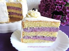 Smaki ogrodu: TORT JAGODOWY Homemade Cakes, Vanilla Cake, Cooking Recipes, Food, Impreza, Wedding, Valentines Day Weddings, Chef Recipes, Essen