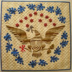 Bobbi Finley: One Quilter's Journey: Eagle Quilts