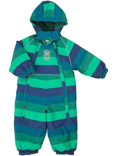 Danefae Baby Boy Winter Overall Slaede Suit Conifer: Amazon.de: Bekleidung