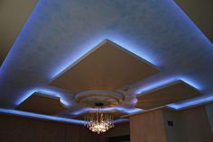 Soffit lighting at it's best