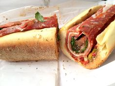Willie Special (Graham Avenue Meats & Deli)