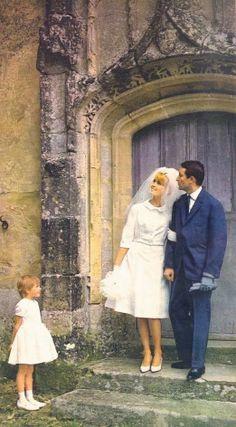 Vive la Mariée, L'Echo de la Mode April 1962