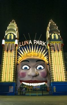 Luna Park Sydney Australia Royalty Free Photos  Pictures  Images and Stock Photography