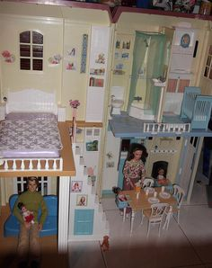 Barbie Happy Family New smart house sounds like home.  1 qw