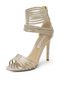 58b16472cc3 77 Best Metallic heels images