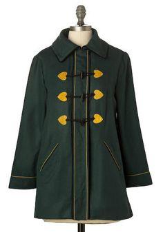 The Heart Coat in Ann ModCloth
