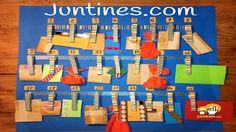 Haz tu propio calendario de Adviento paso a paso con Juntines Planes. Su canal : https://www.youtube.com/channel/UCUHfMx4Xxd9q9hrOOtqVxdA