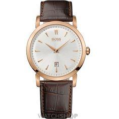 Mens Hugo Boss Watch 1512634