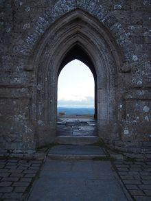 Glastonbury Tor, St Michael's Tower パワースポット グラストンベリー・トー #Glastonbury #Tor #グラストンベリー #パワースポット #イギリス旅行