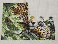 Gallery.ru / Фото #10 - Leopard in Repose (завершен) - Klariss
