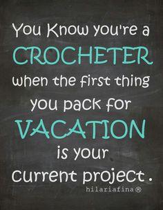 De vacaciones con mi pasión más grande. Or buying yarn on vacation instead of normal souvenirs - guilty of this!