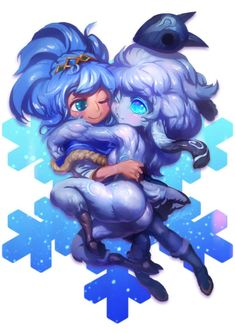 Kindred and Taliyah kawaii Jhin League Of Legends, League Of Legends Characters, Cartoon Online, Cartoon Art, Female Character Design, Game Character, Comic Character, Lol Champ, Poppy League