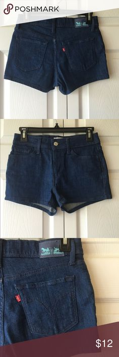 "Levi's Short Shorts Levi's Short Shorts  Full length: 11"" Levi's Shorts Jean Shorts"