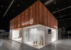 Radaway / 60 sqm  Trade Fair: 4 Design Days  Design and construction: Smart Design Expo Design Expo, Smart Design, Construction, Building Design, Outdoor Decor, Home Decor, Building, Homemade Home Decor, Intelligent Design