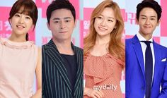 Doesn't OH MY GHOSTESS look like the perfect summer romantic comedy? Can't wait! #ParkBoYoung #JoJungSuk #KimSeulGi #ImJuHwan