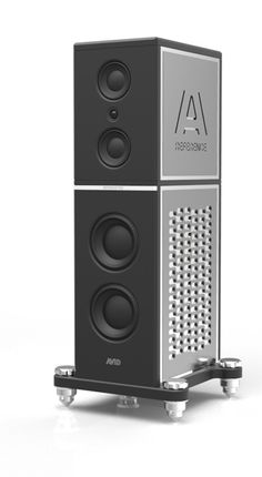 avid hifi ltd :: reference two loudspeaker High End Speakers, Big Speakers, High End Hifi, Monitor Speakers, High End Audio, Electronic Packaging, New Electronic Gadgets, Audiophile Speakers, Hifi Audio
