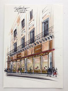 Cartier prend ses nouveaux quartiers parisiens sur le Boulevard des Capucines http://www.vogue.fr/joaillerie/carnet-d-adresses/diaporama/cartier-prend-ses-nouveaux-quartiers-parisiens-boulevard-des-capucines/14827/image/811323