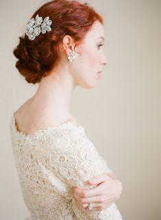 Fine & Fleurie wedding accessories ~ Buffy Dekmar Photography