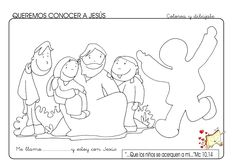 catequesis para ninos especiales | Kamiano » Queremos conocer a Jesús Religion Catolica, Animals, Christian Kids, Catechism, Note Cards, Te Quiero, Cover Pages, Animales, Animaux