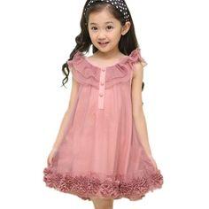 Zeagoo Kids Girl's Chiffon Flowers Hem Lace Princess Tutu Dress Zeagoo http://www.amazon.com/dp/B00JQ79OYQ/ref=cm_sw_r_pi_dp_R.orub1TRETG1