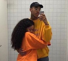 Uploaded by myawitdabraces Find images and videos about couple, goals and Relationship on We Heart It - the app to get lost in what you love. Couple Goals Relationships, Relationship Goals Pictures, Couple Relationship, Black Love Couples, Cute Couples Goals, Dope Couples, Flipagram Instagram, Shotting Photo, Couple Style
