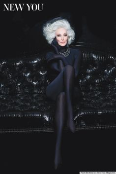 Carmen Dell'Orefice, 82-Year-Old Supermodel Still Stuns And Admits 'I'm Still Figuring Out How To Do The Job'